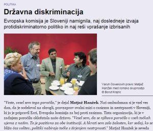 Hanžek ombudsman Mladina