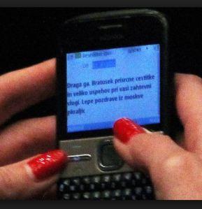 Bratušek SMS