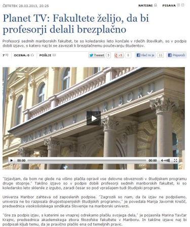 Zastonj univerza