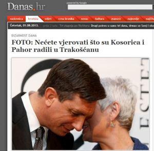 Pahor Kosor romanca