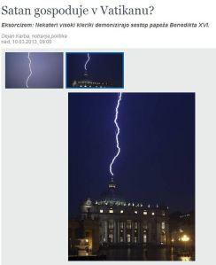 Satan Vatikan