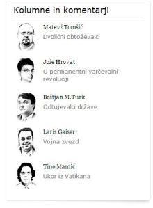 Siol kolumnisti
