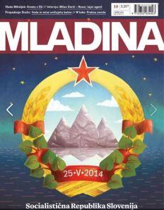 Socialistična Republika Slovenija   MLADINA.si Socializem naslovnica