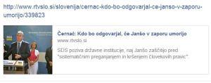 Janša Černač zapor uboj