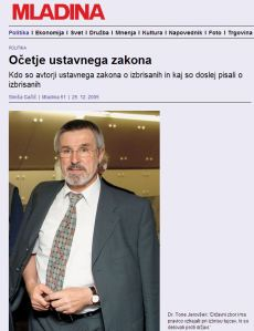 Mladina Cerar Izbrisani