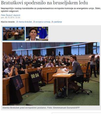Delo Bratušek hearing