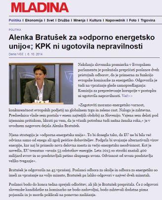 Mladina Bratušek hearing