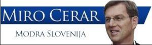 Modra Slovenija Cerar