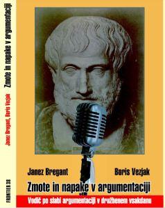 Zmote in napake v argumentaciji knjiga