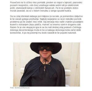 Galun Zorro Delo 2