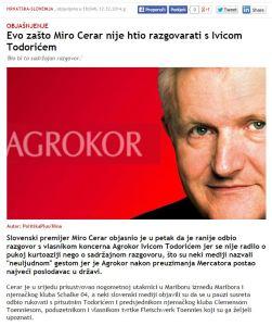 Politika Plus Lahovnik Cerar Todorič