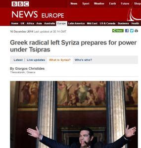 BBC radical