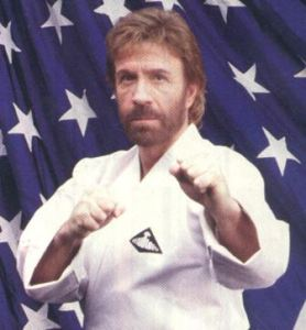 Chuck Norris boks 2