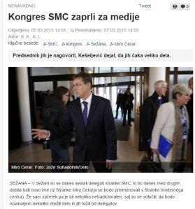 SMC kongres mediji SN