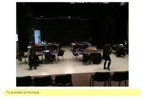 SMC kongres SN prostor za novinarje