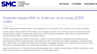 SMC referendum za