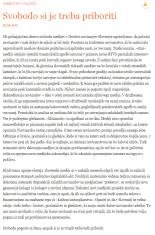 DNS izjava ob svetovnem dnevu 2015