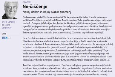 Lorenci Jančič Mladina