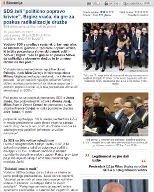 MMC Janša poprava krivic