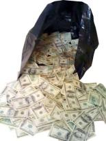 vreča denarja 2