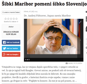 Intervju Fištravec naslovnica