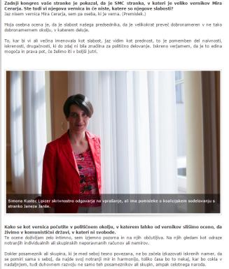 Kustec Lipicer intervju SIOL
