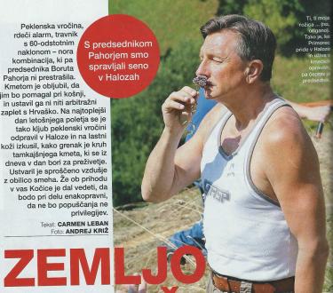 Pahor Haloze Zarja vonja origano