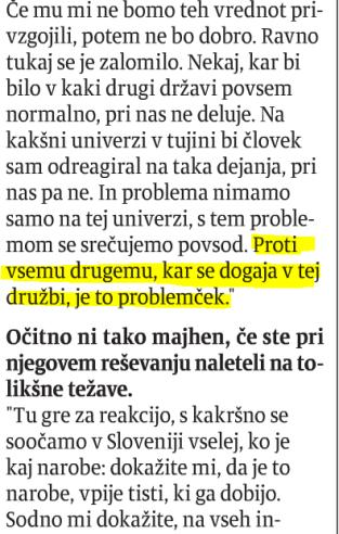 Tičar en problemček Logožar Večer