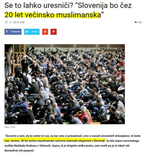 Nova24 mufti Grabus večina
