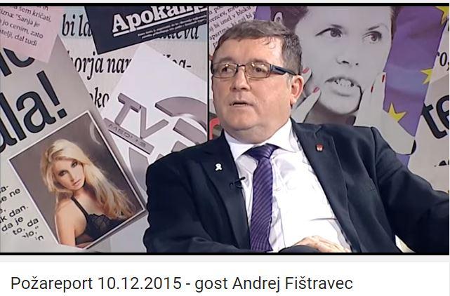 Fištravec Pozar TV križ