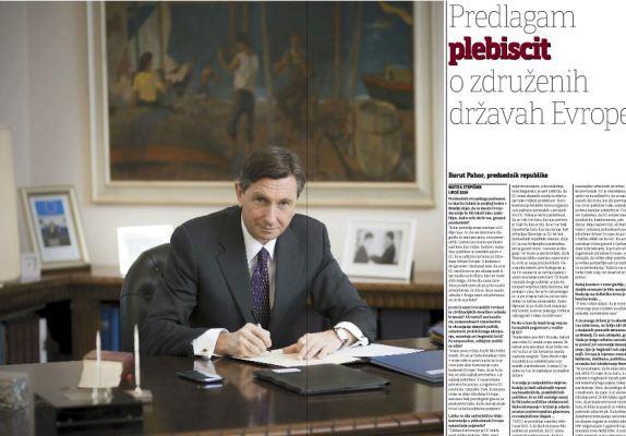 Pahor Večer intervju intima