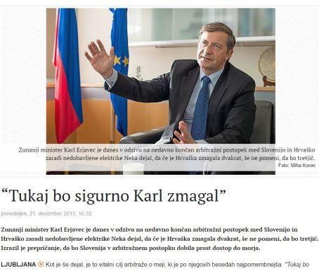 Primorske Karl zmaga