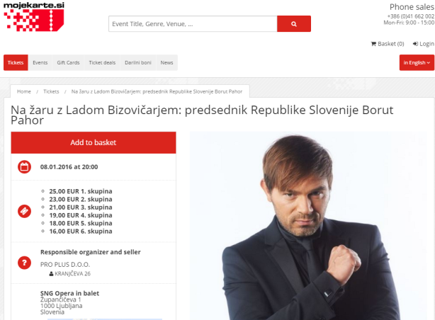 Bizovičar Pahor SNG