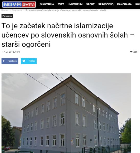 Islamizacija OŠ Čufar nova34