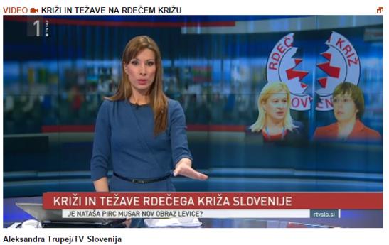 Nataša Pirc novi obraz Žnidaršič TV