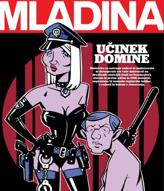 Mladina naslovnica policijska pooblastila