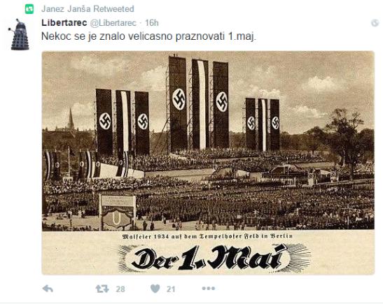 Hitler 1 maj