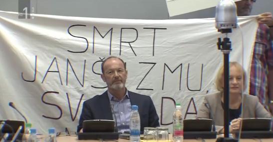 Smrt Janšizmu PS RTV