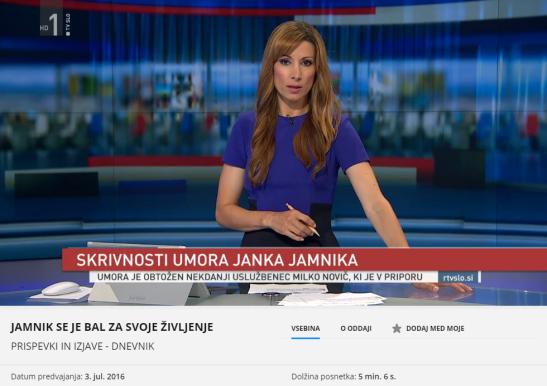 Milko Novič RTV drugi del uvodna