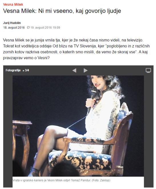 Vesna Milek Hudolin Dnevnik izsek