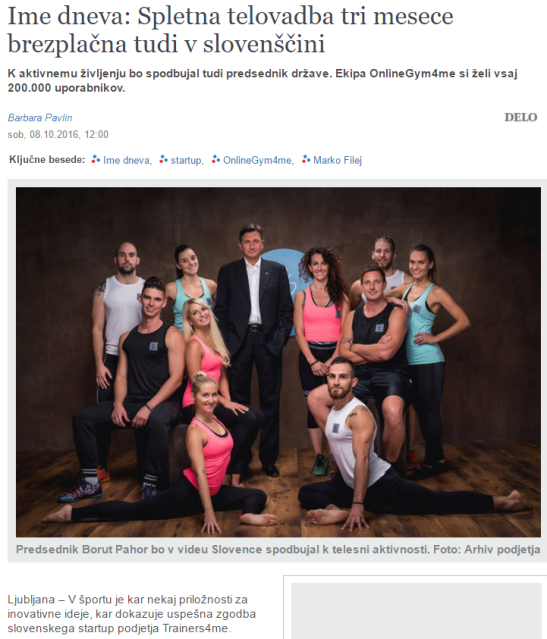 pahor-fitnes-delo
