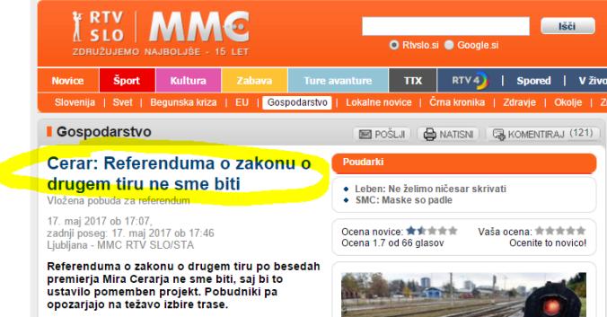 Cerar MMC referendum