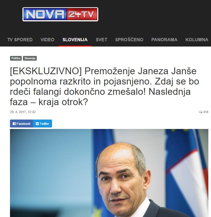 Nova24 zmešalo falanga premoženje