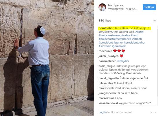 Pahor Jeruzalem