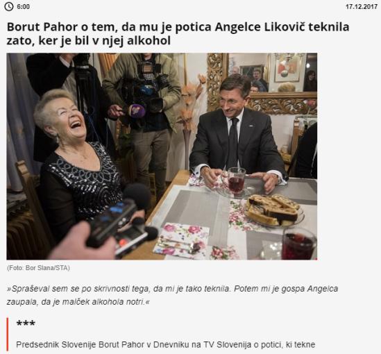 Pahor Angelca potica
