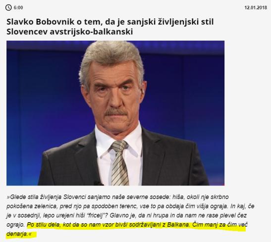 Bobovnik Balkan
