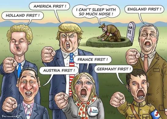 America First Hitler