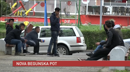 Dnevnik TV begunska pot 1