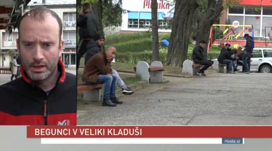 Dnevnik TV begunska pot 2