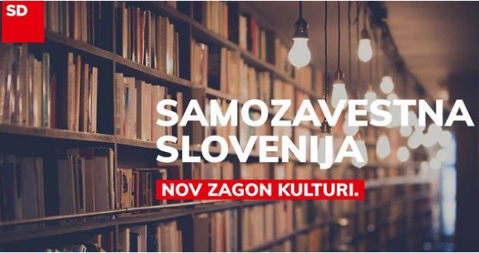 Samozavestna Slovenija vabilo kultura